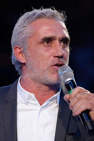 Philippe Bernat-Salles - Bernat-Salles at the 2013 Hand Star Game