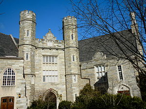 Chester County, Pennsylvania - Philips Hall at West Chester University of Pennsylvania