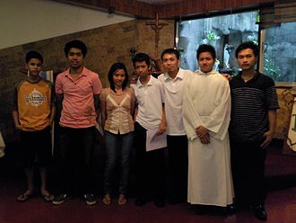 Confraternity of Catholic Saints - The Scholars of the Blessed Ivan for the Year 2009