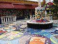 Piazzetta dello Zodiaco, Mosaics di Orodè Deoro.jpg