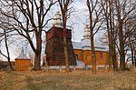 Pielgrzymka, cerkiew, widok do strony południowo-zachodniej.jpg