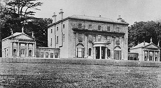Piercefield House - Piercefield House circa 1920