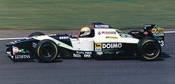 Pierluigi Martini 1995 Britain.jpg