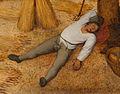 Pieter Bruegel de Oude - De graanoogst detail2.jpg