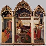Pietro Lorenzetti - The Birth of Mary - WGA13553.jpg