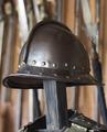 Pikenerarhjälm, pott, 1600-tal - Skoklosters slott - 108859.tif