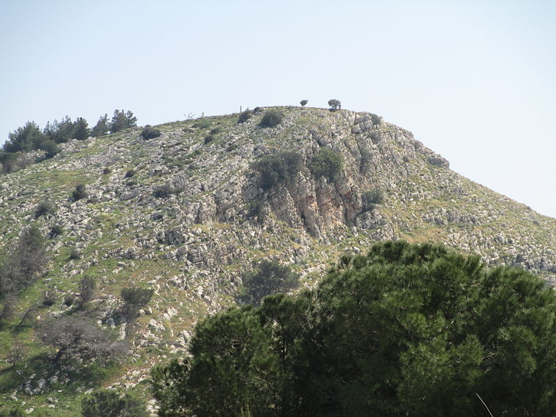 הר הקפיצה