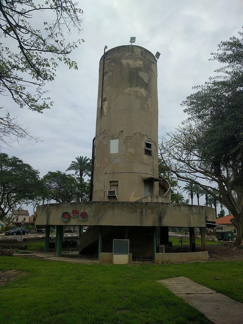 מגדל המים בדגניה ב'