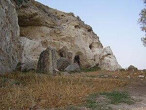 Gath (city) - Blanche Garde, Tel Tzafit