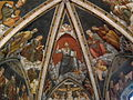 Pinzolo, San Vigilio, interior frescos 007.JPG