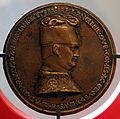 Pisanello, medaglia di filippo maria visconti, 1441, recto.JPG