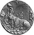 Pisanello Medal of Cecilia Gonzaga.jpg