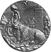 Medal of Cecilia Gonzaga by Pisanello, 1447