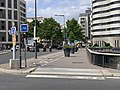 Piste cyclable Pont Autoroute A4 Rue Pont St Maurice Val Marne 2.jpg