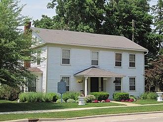 Plainfield Halfway House - Plainfield Halfway House in 2011