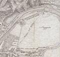 Plan der kk Privinzial-Hauptstadt Innsbruck (Karte - Saggen).png
