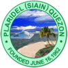 Official seal of Plaridel, Quezon