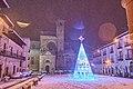 Playa Mayor, Catedral, Navidad y Nieve (39561651491).jpg
