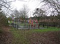 Playground just off Queen Mary Avenue - geograph.org.uk - 664061.jpg