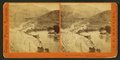 Pleasant Valley, looking east, lower cañon of Truckee River, by Watkins, Carleton E., 1829-1916 2.png