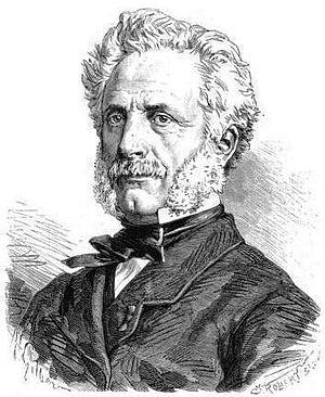 """Charles Ignace Plichon -  """"M. Plichon, ministre des Travaux publics"""" (1870)"""