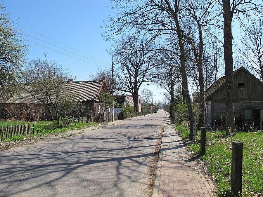 Dobrzyniówka, Białystok County