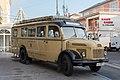 Poertschach Hauptstrasse 180 Steyr Diesel historischer Postamt-Bus 10122015 9589.jpg