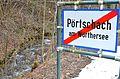Poertschach Moosburger Strasse Ortsschild 01042013 321.jpg