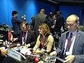 Policías de diferentes países comparten experiencias en la 82 Asamblea Interpol http---bit.ly-ActualidadInterpol (10423519503).jpg