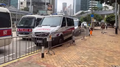Police vehicle standby in Queensway 20210306.png