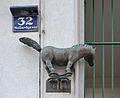 Ponys by Mario Petrucci, Einstein-Hof, Vienna 04.jpg