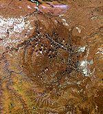 Popigai crater