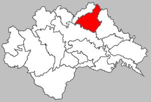Popovača - Popovača in Sisak-Moslavina County