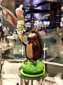 Porcupine with ice cream at the Aria.jpg