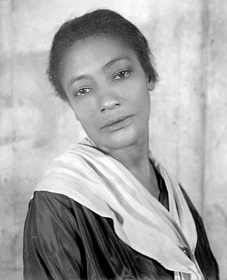Rose McClendon - Rose McClendon as Serena in Porgy (1927)