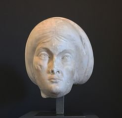 Head of a woman Ra 82