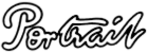 Portrait Records - Image: Portrait logo