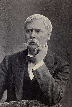 Portrait of marcus stone