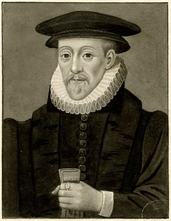 16th/17th-century English playwright