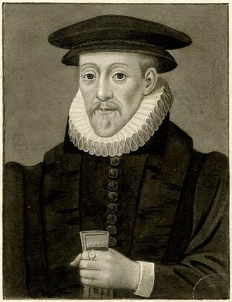 Thomas Legge - Portrait of Thomas Legge by Sylvester Harding