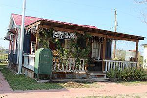 Oakville, Texas - Historic Oakville post office
