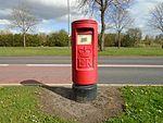 Postbox on Speke Hall Avenue.jpg