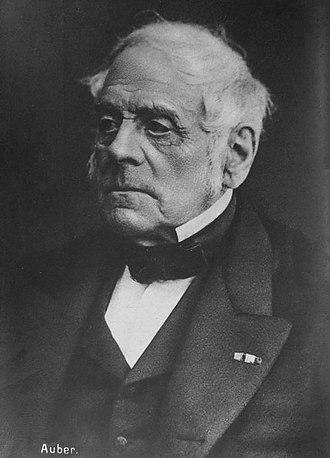 Daniel Auber - Daniel François Esprit Auber (1869)