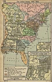 Poster united states 1783 1803 shephard1923