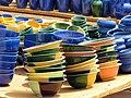 Pottery in Iran - qom فروشگاه سفال در ایران، قم 45.jpg