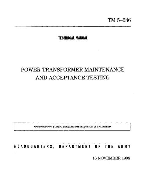 File:Power Transformer Maintenance and Acceptance Testing