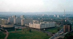 Architettura della repubblica democratica tedesca wikipedia for Architektur 1960