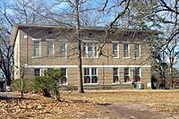 Prairie County Courthouse, De Valls Bluff, AR 002.jpg