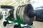 Pratt & Whitney JT9D-7 turbofan engine, 1970 - Evergreen Aviation & Space Museum - McMinnville, Oregon - DSC00895.jpg