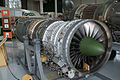 Pratt and Whitney TF33 turbofan EASM 4Feb2010 (14568009156).jpg